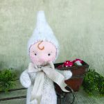 Small Waldorf pocket doll