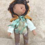 Carson-custom Waldorf doll