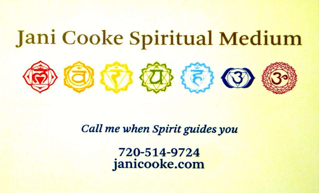 Spiritual Medium Jani