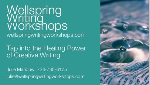 Wellspring Writing Workshops