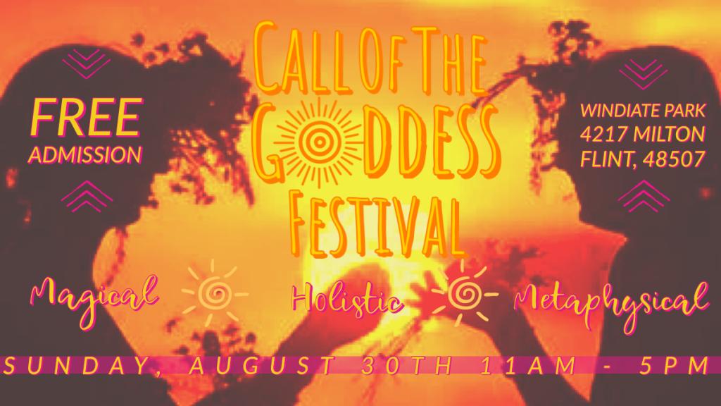 Call of the Goddess Festival