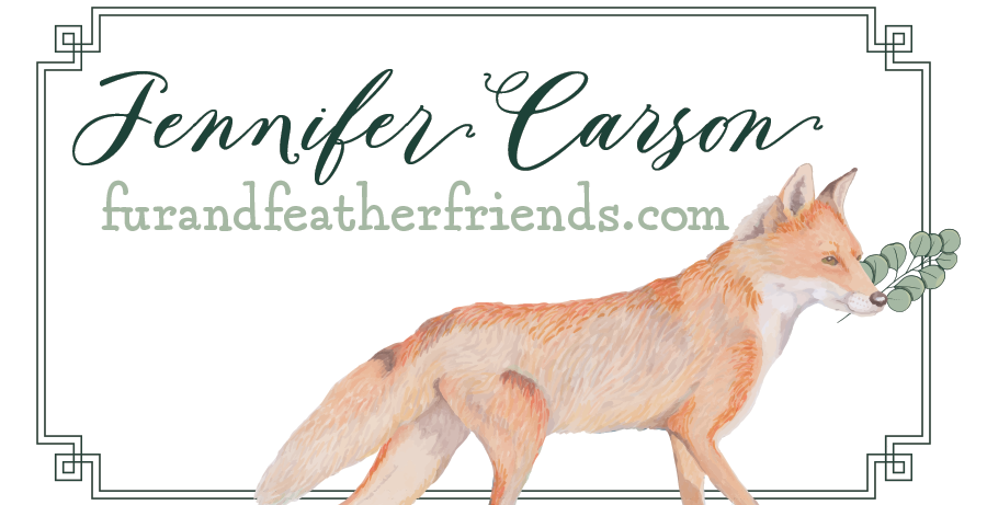 Fur and Feather Friends